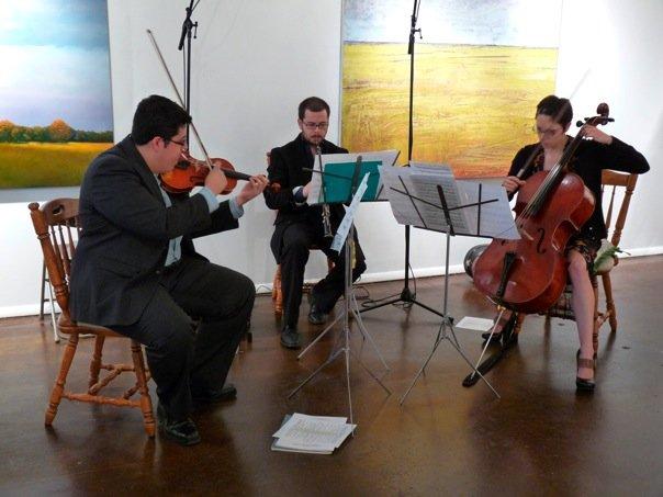 Trio In Action