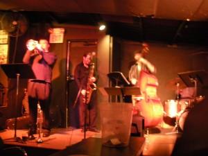 Joe Gross shreds on the Flugel horn